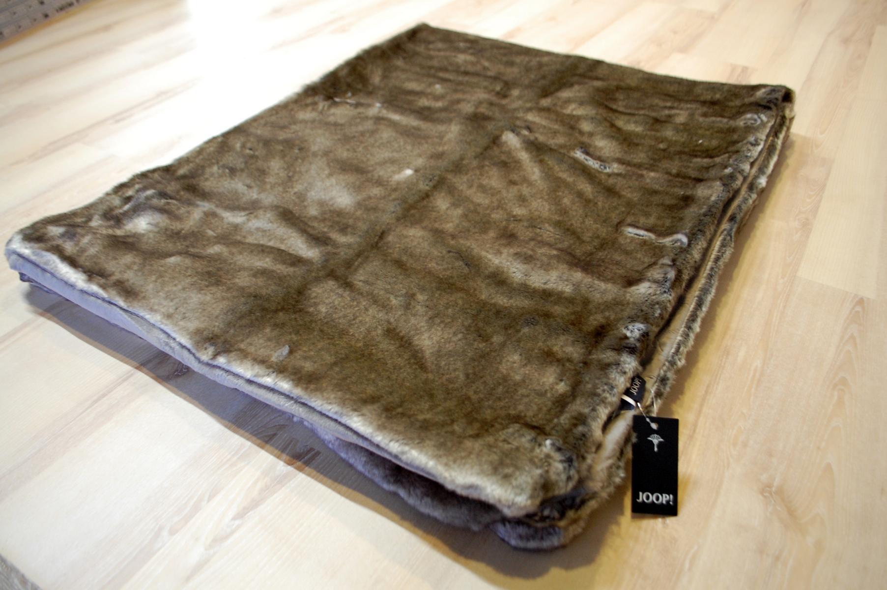 wohndecke joop great joop crystal kaschmir wohndecken x. Black Bedroom Furniture Sets. Home Design Ideas