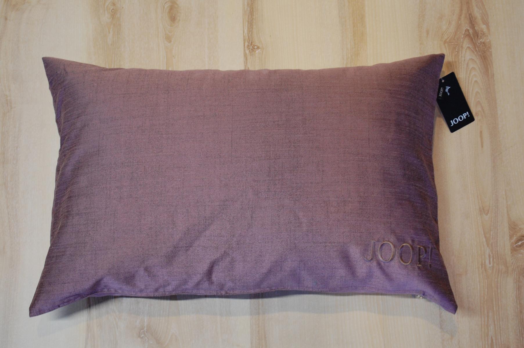joop kissen texture 70522 075 rose 40x60 cm inkl federf llung 4005414275118 ebay. Black Bedroom Furniture Sets. Home Design Ideas