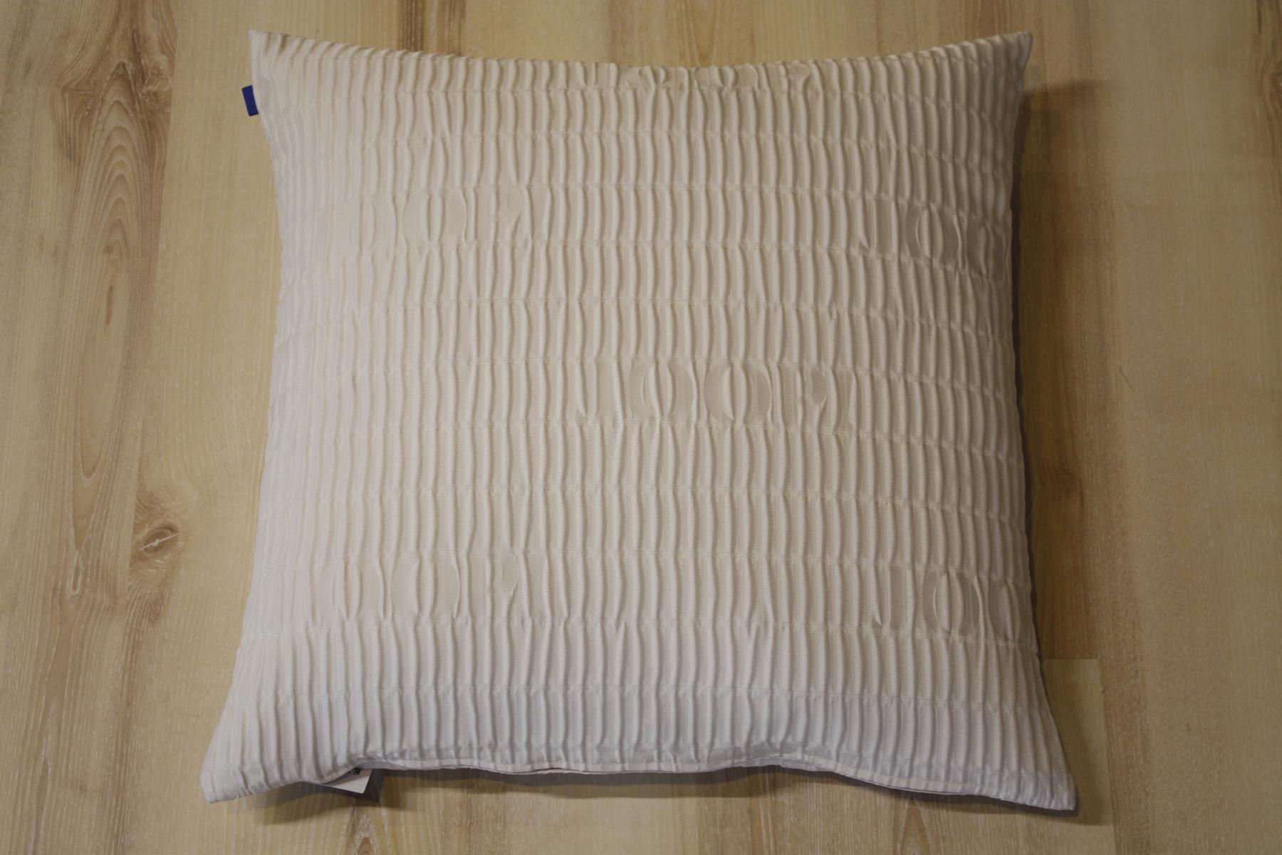 joop kissen wrinkle 030 natur 50x50 cm inkl federf llung 4005414066570 ebay. Black Bedroom Furniture Sets. Home Design Ideas