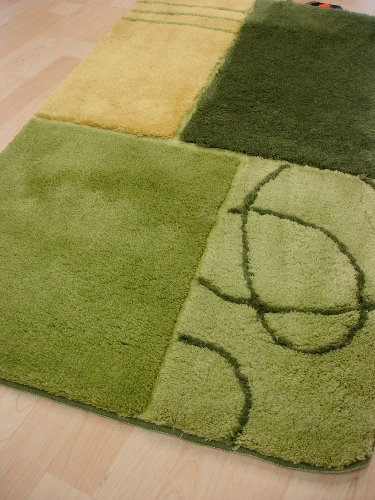 tapis de bain tapis de bain rhodes 55x65cm vert ebay. Black Bedroom Furniture Sets. Home Design Ideas